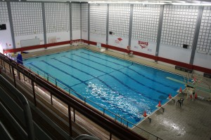 Milford indoor pool